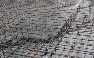 Какой расход арматуры на 1 м3 бетона