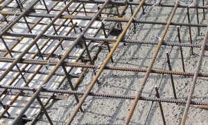 Технология армирования бетона