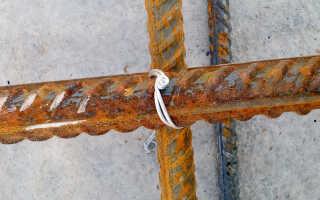 Можно ли применять ржавую арматуру для армирования бетона?