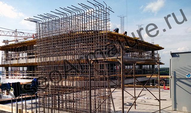 армирование в строительстве