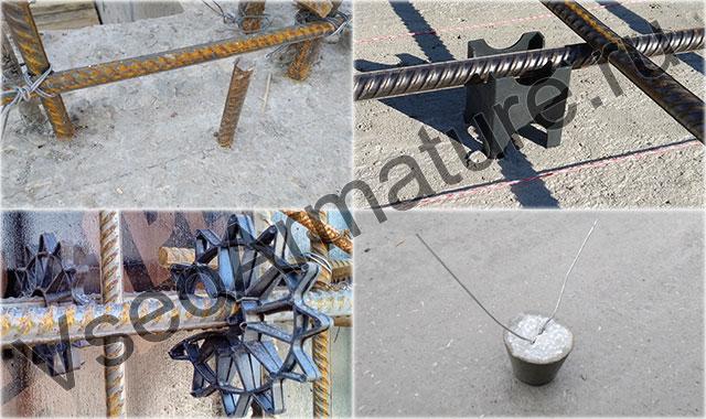 способы создания защитного слоя бетона